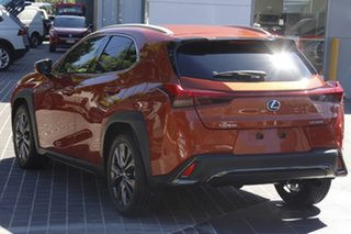 2018 Lexus UX MZAA10R UX200 2WD F Sport Orange 1 Speed Constant Variable Hatchback.