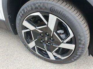2021 Hyundai Santa Fe Tm.v3 MY21 Elite DCT Glacier White 8 Speed Sports Automatic Dual Clutch Wagon
