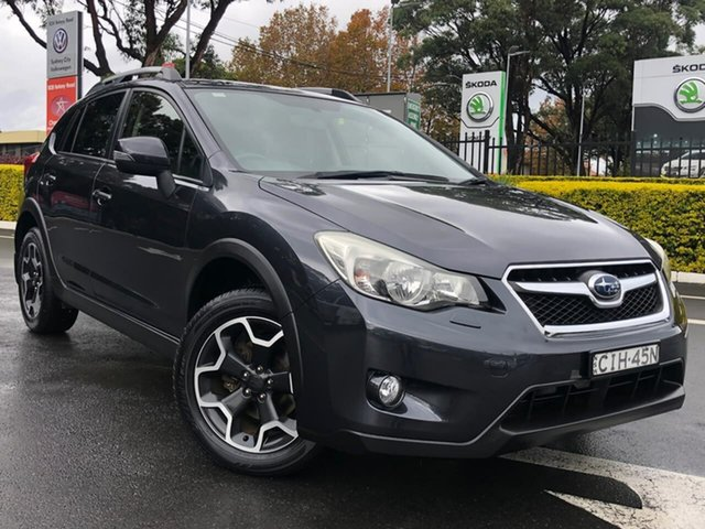 Used Subaru XV G4X MY12 2.0i-S Lineartronic AWD Botany, 2012 Subaru XV G4X MY12 2.0i-S Lineartronic AWD Grey 6 Speed Constant Variable Wagon