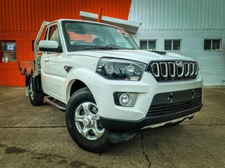 2021 Mahindra Pik-Up MY20 S6+ White 6 Speed Manual Traytop.