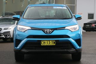 2016 Toyota RAV4 ZSA42R GX 2WD Blue 7 Speed Constant Variable Wagon