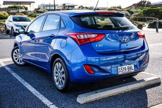 2016 Hyundai i30 GD4 Series II MY17 Active Blue 6 Speed Sports Automatic Hatchback.