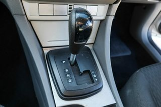 2010 Ford Focus LV LX Silver 4 Speed Sports Automatic Hatchback.