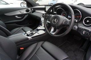 2017 Mercedes-Benz C-Class W205 808MY C200 9G-Tronic Silver 9 Speed Sports Automatic Sedan