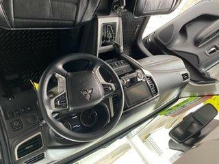 2019 Mitsubishi Triton GLX+ Grey Sports Automatic Dual Cab Utility