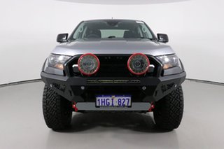 2021 Ford Ranger PX MkIII MY21.25 XLS 3.2 (4x4) Silver 6 Speed Automatic Double Cab Pick Up.
