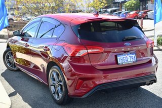 2019 Ford Focus SA 2019.75MY ST-Line Red 8 Speed Automatic Hatchback.