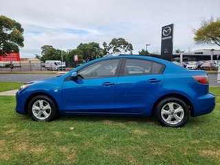 2013 Mazda 3 BL10F2 MY13 Neo Activematic Blue 5 Speed Sports Automatic Sedan