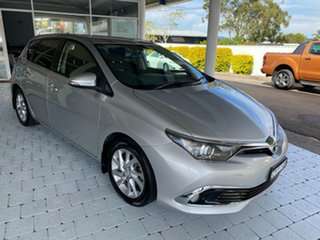 2015 Toyota Corolla Ascent Silver Constant Variable Hatchback