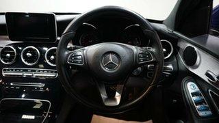 2018 Mercedes-Benz C-Class W205 808MY C200 9G-Tronic Blue 9 Speed Sports Automatic Sedan