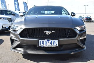 2019 Ford Mustang FN 2019MY GT Grey 10 Speed Sports Automatic Convertible