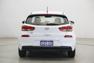 2019 Hyundai i30 PD MY19 Go White 6 Speed Sports Automatic Hatchback