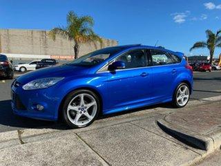 2013 Ford Focus LW MkII Titanium Blue Sports Automatic Dual Clutch Hatchback