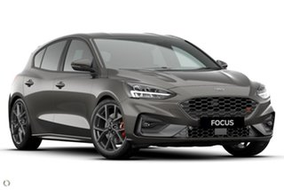2021 Ford Focus SA 2021MY ST Grey 7 Speed Automatic Hatchback