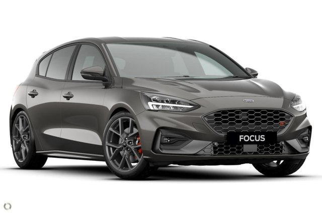 New Ford Focus SA 2021MY ST Oakleigh, 2021 Ford Focus SA 2021MY ST Grey 7 Speed Automatic Hatchback
