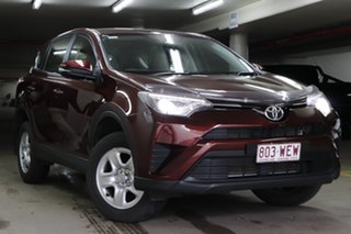 2015 Toyota RAV4 ZSA42R GX 2WD Red 7 Speed Constant Variable Wagon.