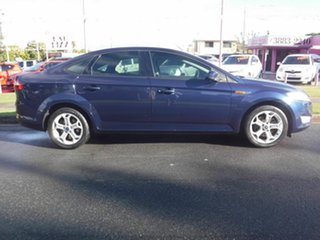 2007 Ford Mondeo MA Zetec Blue 6 Speed Automatic Sedan.