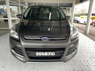 2015 Ford Kuga Trend Grey Sports Automatic Dual Clutch Wagon.