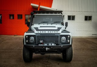 2013 Land Rover Defender 110 13MY 6 Speed Manual Wagon.