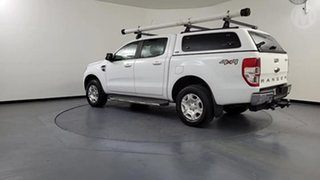 2017 Ford Ranger PX MkII MY17 XLT 3.2 (4x4) Frozen White 6 Speed Automatic Double Cab Pick Up