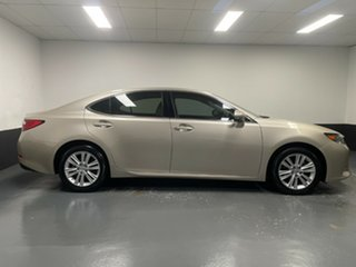2014 Lexus ES GSV60R ES350 Luxury Beige 6 Speed Sports Automatic Sedan