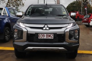 2020 Mitsubishi Triton MR MY21 GLS Double Cab Graphite Grey 6 Speed Sports Automatic Utility