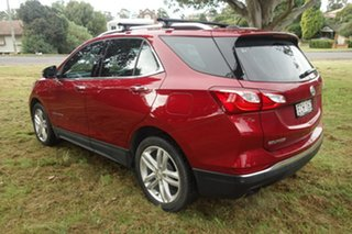 2019 Holden Equinox EQ MY18 LTZ FWD Red 9 Speed Sports Automatic Wagon.