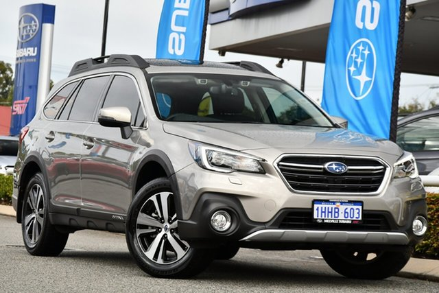 Used Subaru Outback B6A MY20 2.5i CVT AWD Premium Melville, 2020 Subaru Outback B6A MY20 2.5i CVT AWD Premium Tungsten Metal 7 Speed Constant Variable Wagon