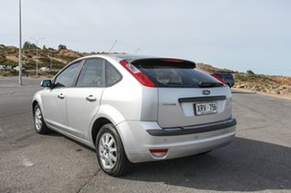 2007 Ford Focus LS CL Silver 4 Speed Sports Automatic Hatchback