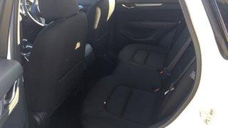 2021 Mazda CX-5 KF2W76 Maxx SKYACTIV-MT FWD White Pearl 6 Speed Manual Wagon