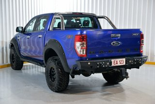 2015 Ford Ranger PX XLT Double Cab Blue 6 Speed Manual Utility