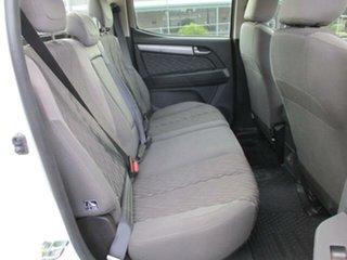 2014 Holden Colorado RG LS White Automatic Crewcab