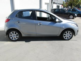 2014 Mazda 2 DE10Y2 MY14 Neo Sport Aluminium 4 Speed Automatic Hatchback.