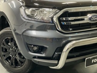 2019 Ford Ranger PX MkIII 2019.75MY XLT Meteor Grey 10 Speed Sports Automatic Double Cab Pick Up.