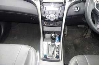 2012 Hyundai i30 GD Premium Silver 6 Speed Sports Automatic Hatchback