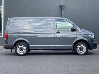 2021 Volkswagen Transporter T6.1 MY21 TDI450 SWB DSG 4MOTION Grey 7 Speed.