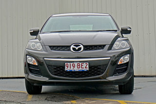 2011 Mazda CX-7 ER10L2 Classic Activematic Black 5 Speed Sports Automatic Wagon.