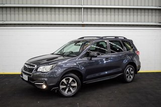 2017 Subaru Forester S4 MY18 2.5i-L CVT AWD Grey 6 Speed Constant Variable Wagon.