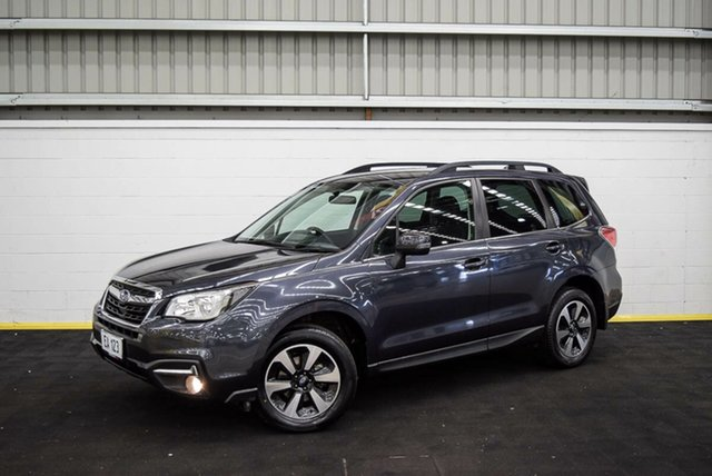 Used Subaru Forester S4 MY18 2.5i-L CVT AWD Canning Vale, 2017 Subaru Forester S4 MY18 2.5i-L CVT AWD Grey 6 Speed Constant Variable Wagon
