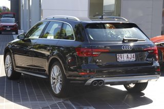 2016 Audi A4 B9 8W MY17 Allroad S Tronic Quattro Black 7 Speed Sports Automatic Dual Clutch Wagon