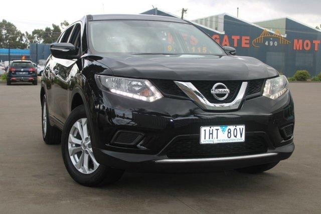 Used Nissan X-Trail T32 ST 7 Seat (FWD) West Footscray, 2016 Nissan X-Trail T32 ST 7 Seat (FWD) Continuous Variable Wagon