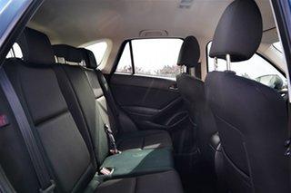 2016 Mazda CX-5 KE1072 Maxx SKYACTIV-Drive FWD Blue 6 Speed Sports Automatic Wagon