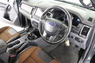 2015 Ford Ranger PX MkII Wildtrak 3.2 (4x4) Grey 6 Speed Manual Dual Cab Pick-up
