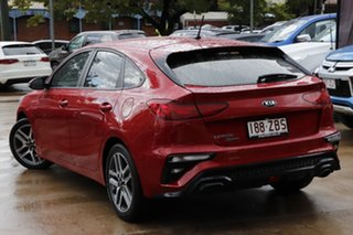 2019 Kia Cerato BD MY19 Sport Red 6 Speed Sports Automatic Hatchback