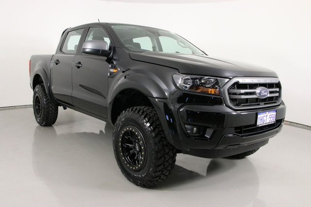 Used Ford Ranger PX MkIII MY21.25 XLS 3.2 (4x4) Bentley, 2021 Ford Ranger PX MkIII MY21.25 XLS 3.2 (4x4) Black 6 Speed Automatic Double Cab Pick Up
