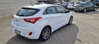 2018 Hyundai i30 PD2 MY18 SR D-CT White 7 Speed Sports Automatic Dual Clutch Hatchback.