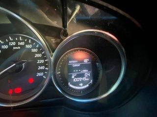 2013 Mazda CX-5 KE1021 MY13 Maxx SKYACTIV-Drive AWD Sport Metallic Grey 6 Speed Sports Automatic