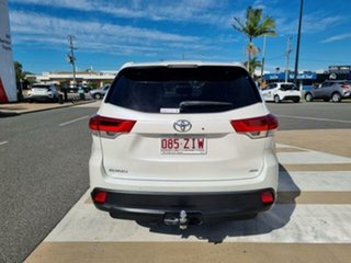 2019 Toyota Kluger GSU55R GXL AWD Crystal Pearl 8 Speed Sports Automatic Wagon.