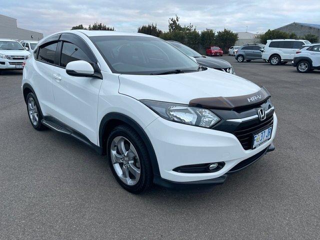 Used Honda HR-V MY16 Limited Edition Devonport, 2016 Honda HR-V MY16 Limited Edition White Orchid 1 Speed Constant Variable Hatchback