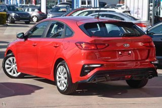 2021 Kia Cerato BD MY21 S Red 6 Speed Sports Automatic Hatchback